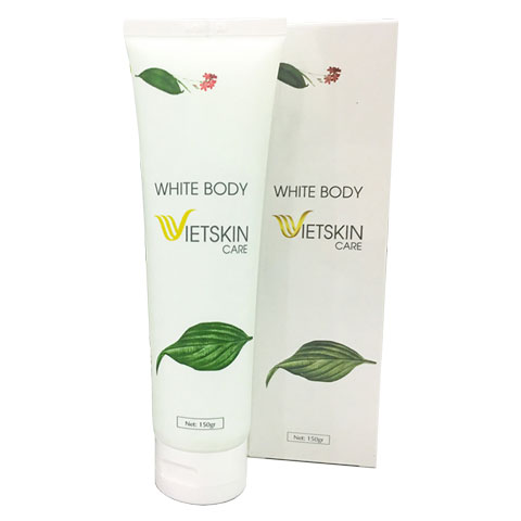 White Body Vietskin Care