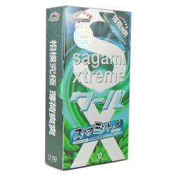 Bao cao su Sagami Xtreme Spearmint