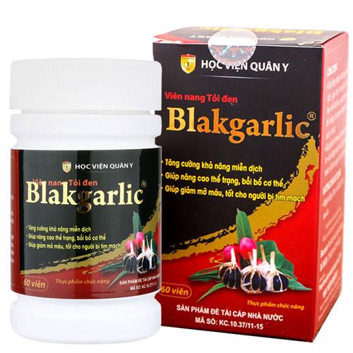 Viên nang tỏi đen Blakgarlic
