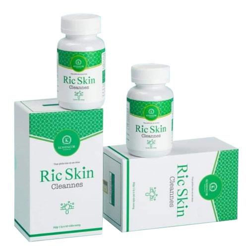 Ric Skin Cleannes