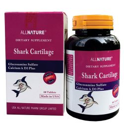 Allnature Shark Cartilage