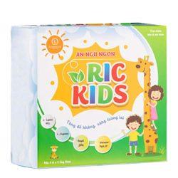 Ăn Ngon Ngủ Ngon Ric Kids