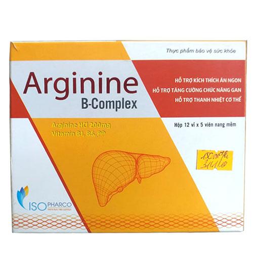 Arginine B-complex