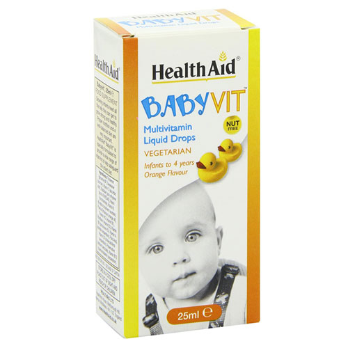 BabyVit Liquid Drops