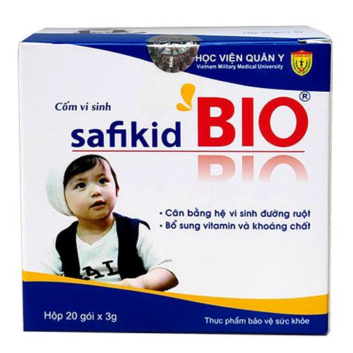 Cốm vi sinh SafiKid BIO