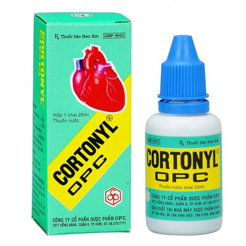 Thuốc nước Cortonyl OPC