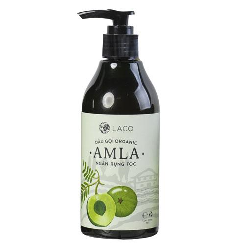 Dầu gội Organic Amla Laco