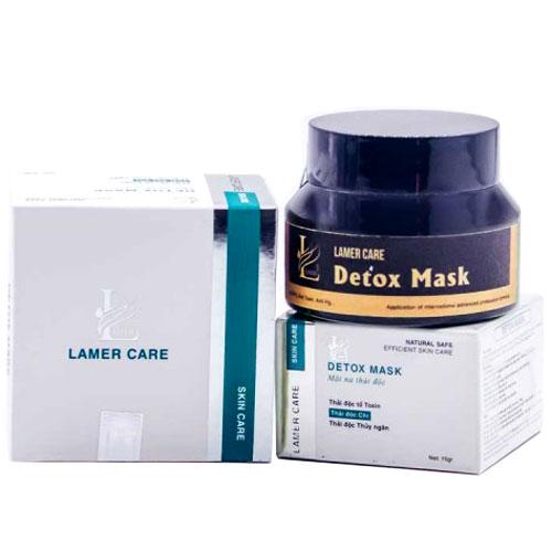 Mặt nạ thải độc Detox mask Lamer Care Dr.Lacir