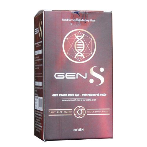Hộp Gen S