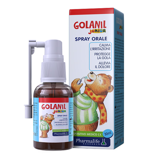 Golanil Junior Spray Orale