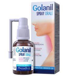 Golanil Spray Orale