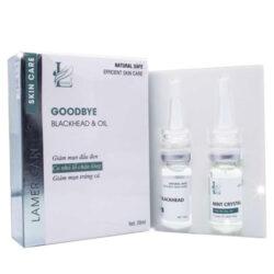 Bộ tinh chất mụn đầu đen Goodbye Blackhead & Oil Lamer Dr.Lacir