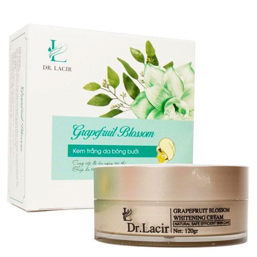 Kem trắng da bông bưởi Graperfruit Blossom Whitening Cream Dr.Lacir