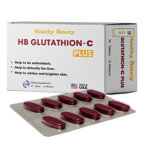 HB Glutathion-C Plus