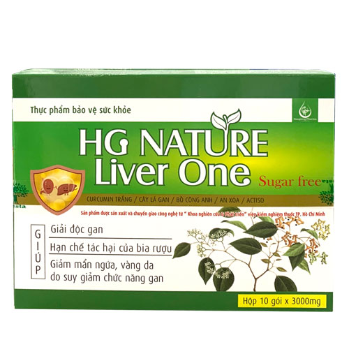 Hg Nature Liver One