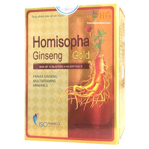 Homisopha Ginseng Gold