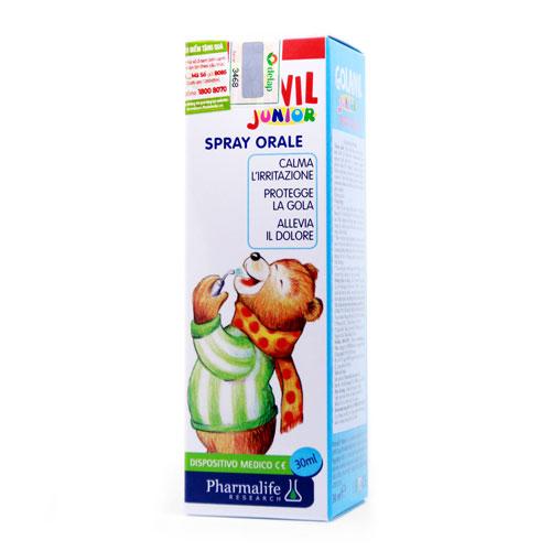 Hộp Golanil Junior Spray Orale