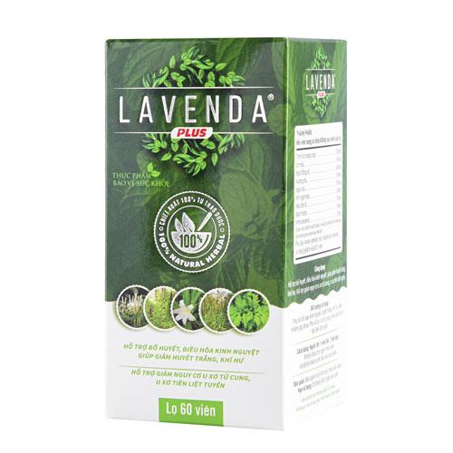 Hộp Viên uống Lavenda Plus