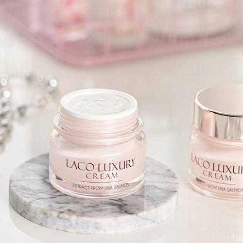 Kem ngày Laco Luxury Cream