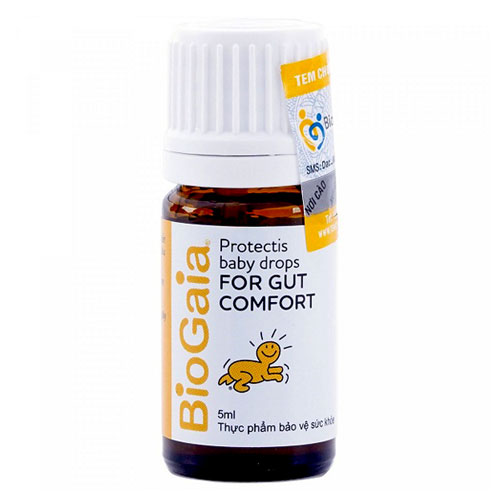 Lọ BioGaia Protectis Baby drops For Gut Comfort