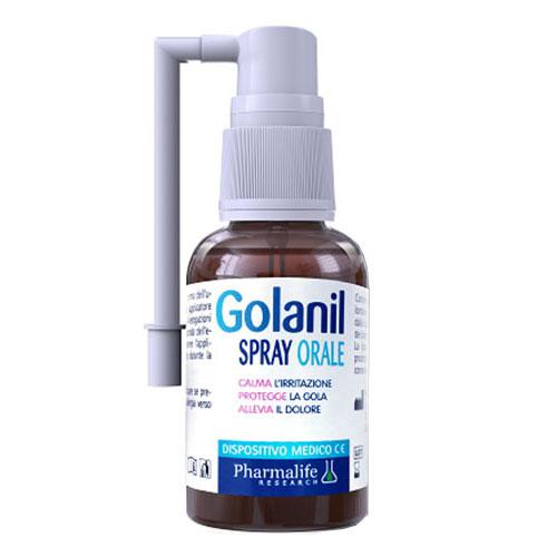 Lọ Golanil Spray Orale