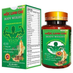 Mộc Linh Chi Body Weight