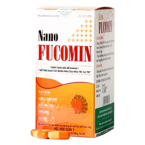 Hộp Nano Fucomin