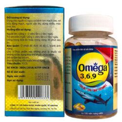 Omega 3, 6, 9 Isopharco