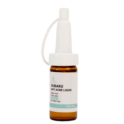 Bộ mụn tái sinh Oubaku Anti Ance Liquid, dùng cho da bị mụn, thâm nám