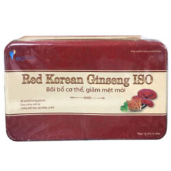 Red Korean Ginseng ISO