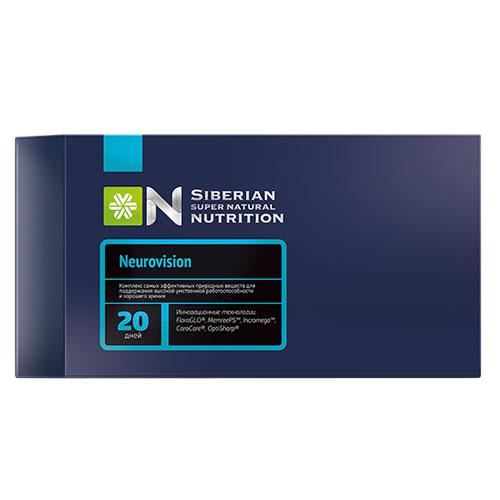 Siberian Super Natural Nutrition Neurovision