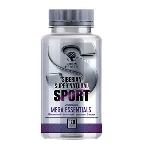 Siberian Super Natural Sport Mega Essentials