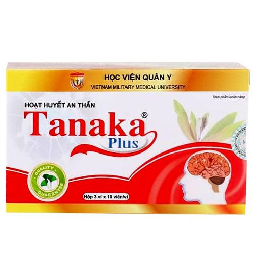 Tanaka plus