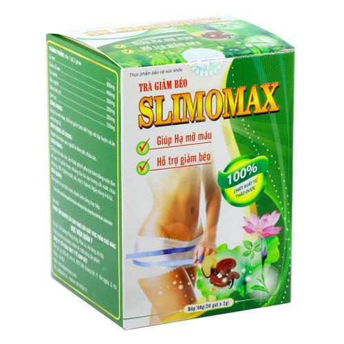 Trà giảm béo Slimomax