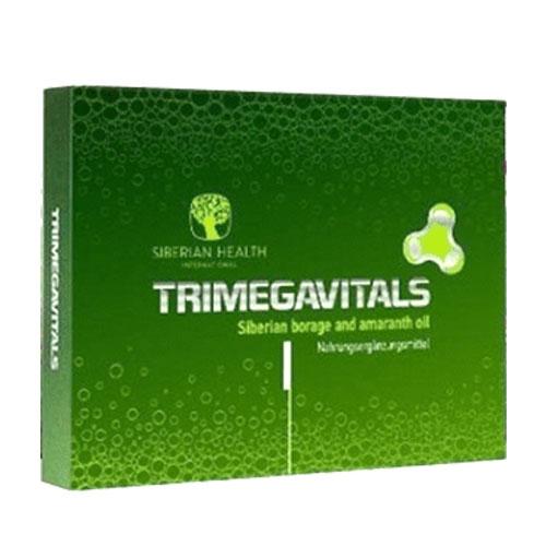 Trimegavitals, all-natural beta-carotene in sea buckthorn oil