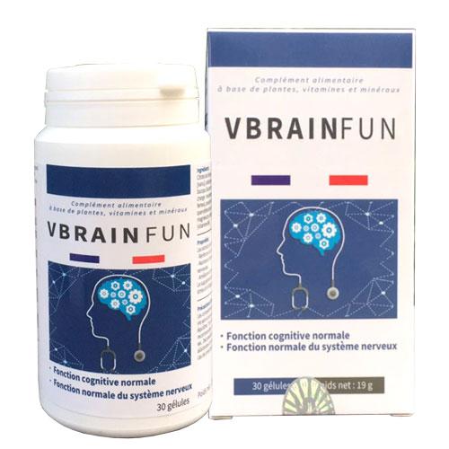 Vbrainfun, hỗ trợ tăng tuần hoàn não, hỗ trợ phòng ngừa đột quỵ, teo não