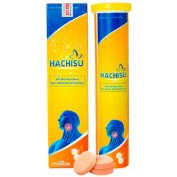 Viên sủi Hachisu