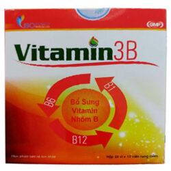 Vitamin 3B Isopharco