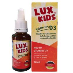 Vitamin D3 Luxkids