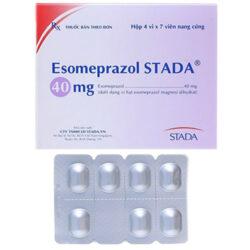 Esomeprazol Stada 40 mg
