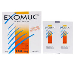 Thuốc Exomuc 200mg