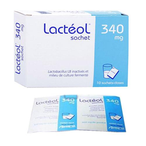 Lacteol Sachet 340mg