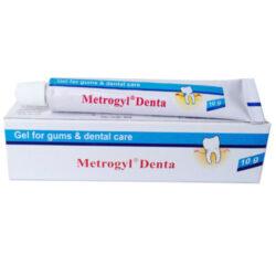 Thuốc Metrogyl denta