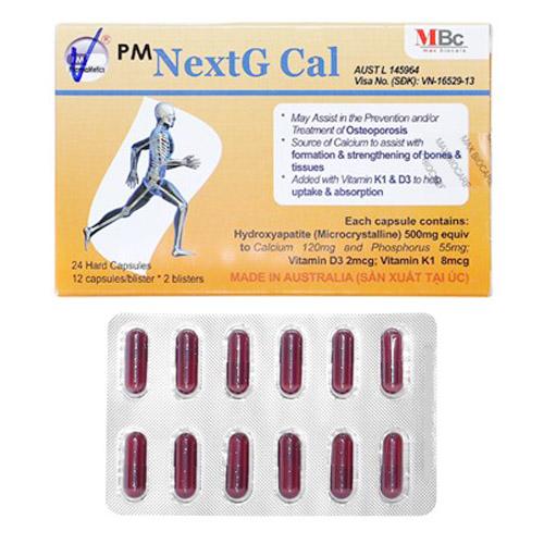 Thuốc PM NextG Cal