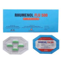 Rhumenol flu 500