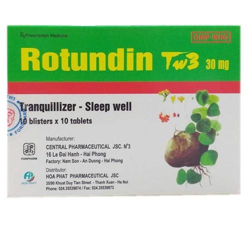 Rotundin TW3