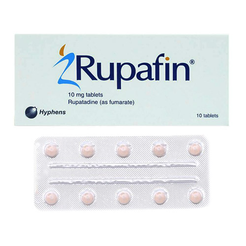 Thuốc chống dị ứng Rupafin 10mg