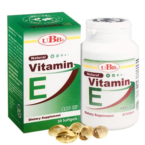 UBB Vitamin E 400IU