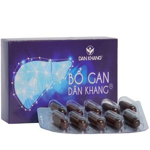 Bổ Gan Dân Khang