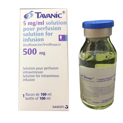 Dung dịch tiêm Tavanic